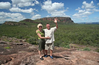 4WD Kakadu Tours, Nourlangie Rock, Kakadu National Park