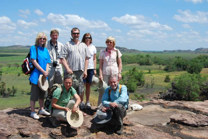 luxury tours Kakadu