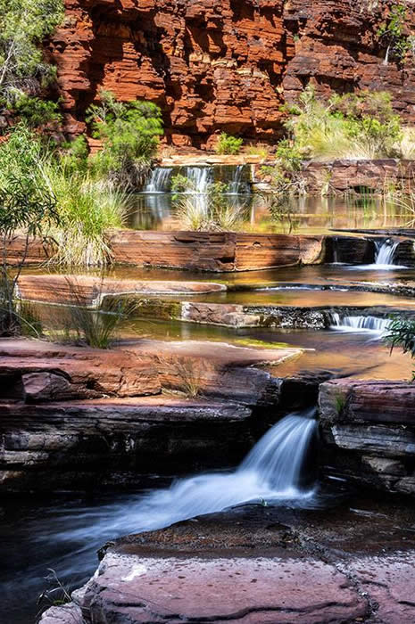 Dales Gorge in Karijini National Park.Photo courtesy of Andrew Goodall of Natures Image Photography