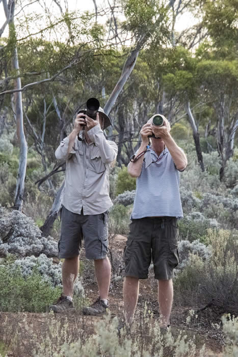 South Australian Photography tour. Photo courtesy of Denise Keelan