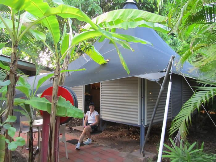 Bush Bungalow accommodation