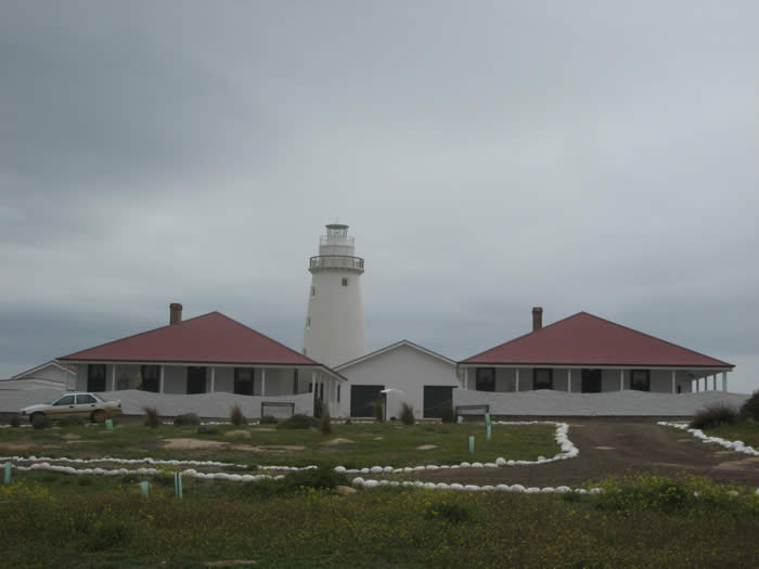 Lighthouse accommodation on Kangaroo Island