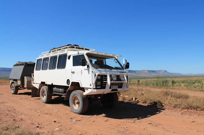 Kimberley 4WD Touring, tours and safaris