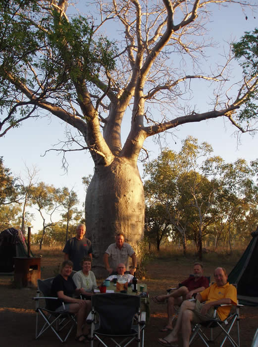 Kimberley luxury camping tours
