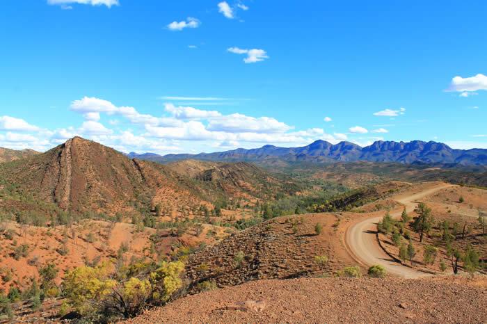 Australian Walking Tours Flinders Ranges